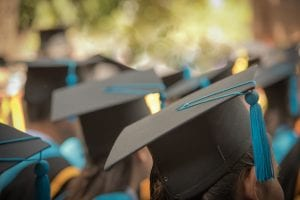 Degree plan for the graduating class